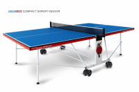 Теннисный стол Start Line Compact EXPERT Indoor BLUE 6042-2
