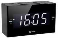 Радиобудильник Harper HCLK-2041 white led