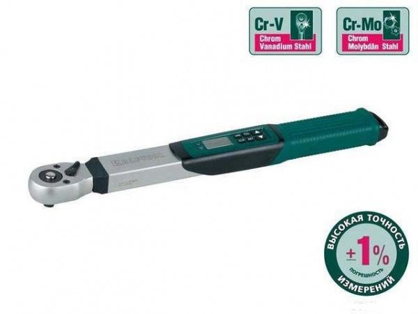"Электронный динамометрический ключ Kraftool ""Digital"" 64043-135"
