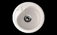 Кухонная мойка EcoStone ES-10 белый