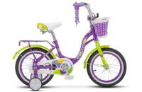 """Велосипед Stels 14"""" Jolly  (9,5"""" фиолетовый)"""