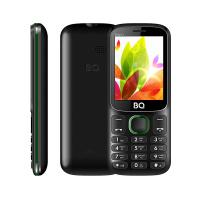 Сотовый телефон BQ 2440 Step L+, Black+Green