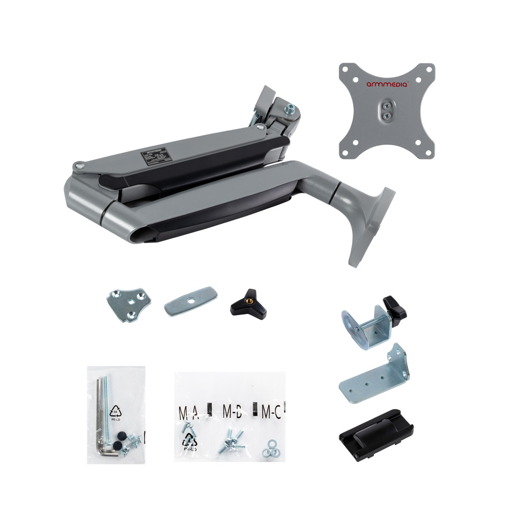Кронштейн Arm Media LCD-T31 Silver