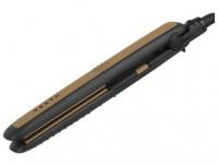 Выпрямитель для волос Vekta HST-0401 черный/золотой