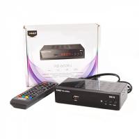 Ресивер цифровой Эфир DVB-T2 HD HD-600RU
