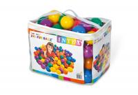 Пластиковые мячи Intex 49600