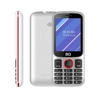 Сотовый телефон BQ 2820 Step XL+, White+Red