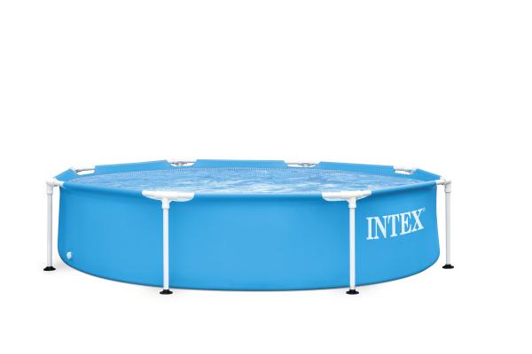 Каркасный бассейн Intex Metal Frame 28205