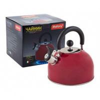Чайник из нержавеющей стали Mallony MAL-039-R красный