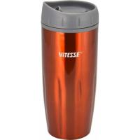 Термокружка Vitesse VS-2638 оранжевая