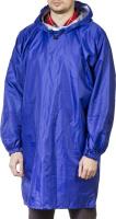 Плащ-дождевик Зубр 11615, нейлоновый, синий цвет, универсальный размер S-XL 11615