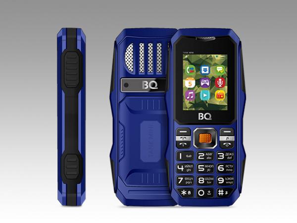 Сотовый телефон BQ 1842 Tank mini Dark Blue