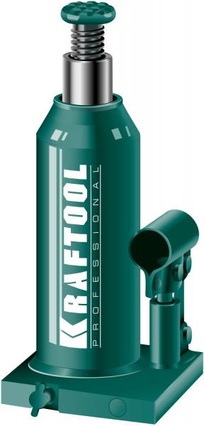 """Домкрат гидравлический бутылочный Kraftool 43462-10_z01 """"Kraft-Lift"""""""