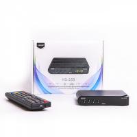 Ресивер цифровой Эфир DVB-T2 HD HD-555