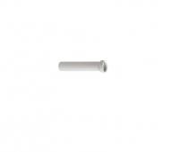 Удлинитель отводной части сифона Schock пластик / белый, 629838
