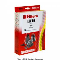 Мешки-пылесборники Filtero LGE 02 Standard, 5шт, бумажные