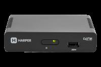 Телевизионный ресивер Harper HDT2-1108