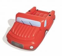 """Надувной матрас-шезлонг для плавания """"Красный грузовик"""" Bestway 43192 BW с холодильником 280х149см"""