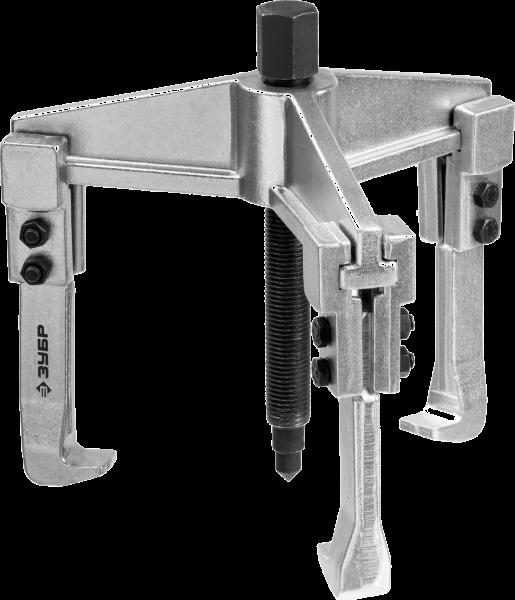Съемник раздвижной Зубр Профессионал, 90 мм, 43312-180-090