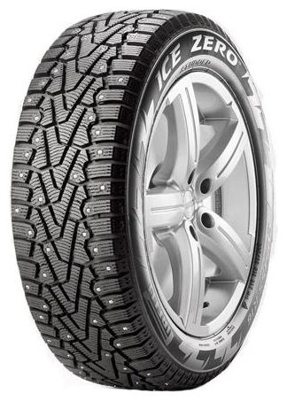Шина Pirelli Winter Ice Zero 255/55R19 111T 2466300 XL шип