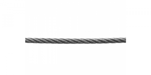 Трос стальной Зубр Профессионал DIN 3055 4-304110-03 оцинкованный