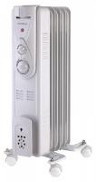 Масляный радиатор Supra ORS-05-P2 white