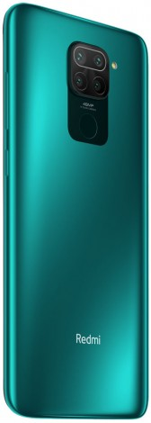 Смартфон Xiaomi Redmi Note 9 4/128GB Forest Green
