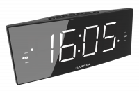 Радиоприемник с часами Harper HCLK-2050