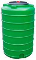 Бак для воды Terra RV500 круглый - зеленый