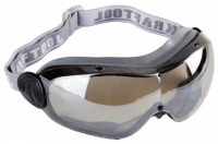 """Очки Kraftool """"Expert"""" защитные с непрямой вентиляцией, с оправой из термопластэластомера, линза поликарбонатная 11007"""