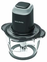 Измельчитель Willmark WMC-5288 Черный