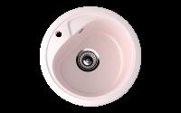 Кухонная мойка EcoStone ES-10 светло-розовый