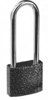 """Замок Stayer """"Standard"""" навесной, металлический корпус, удлиненная закаленная дужка, 38мм 37160-38-1"""