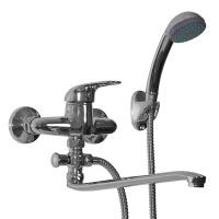 Смеситель для ванны с душем Mixline ML05-02, 522143