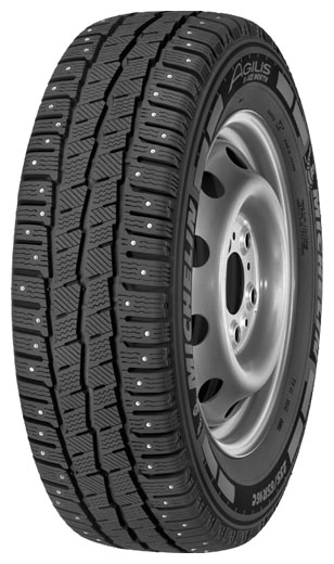 Шина Michelin Agilis X-Ice North 225/75R16C 121/120R 302399 шип