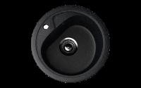 Кухонная мойка EcoStone ES-10 черный