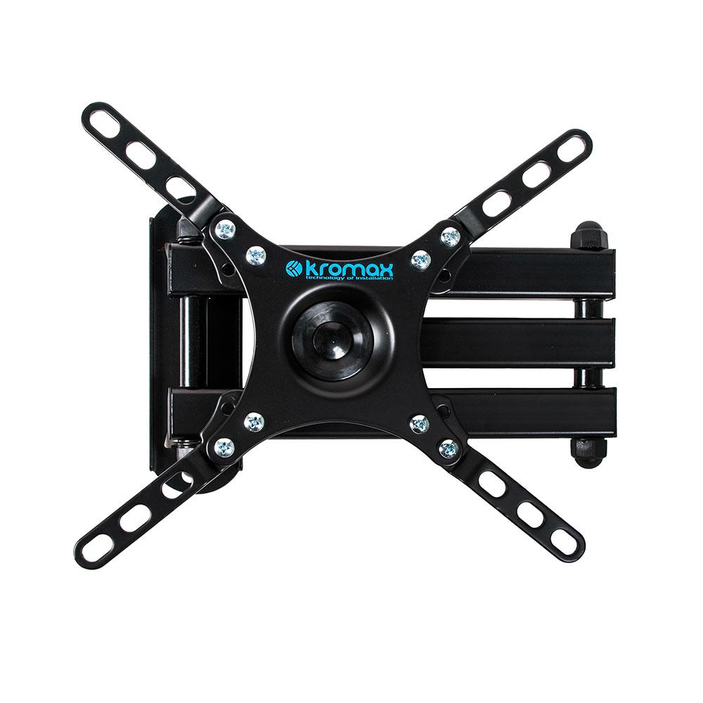 Кронштейн настенный LED/LCD телевизоров Kromax DIX-13 black