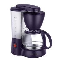 Кофеварка Lumme LU-1603 темный топаз