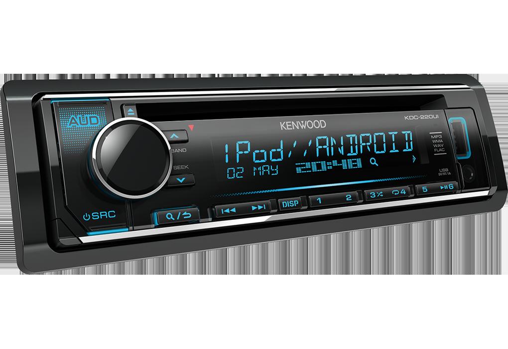 Автомобильная магнитола Kenwood KDC-220UI