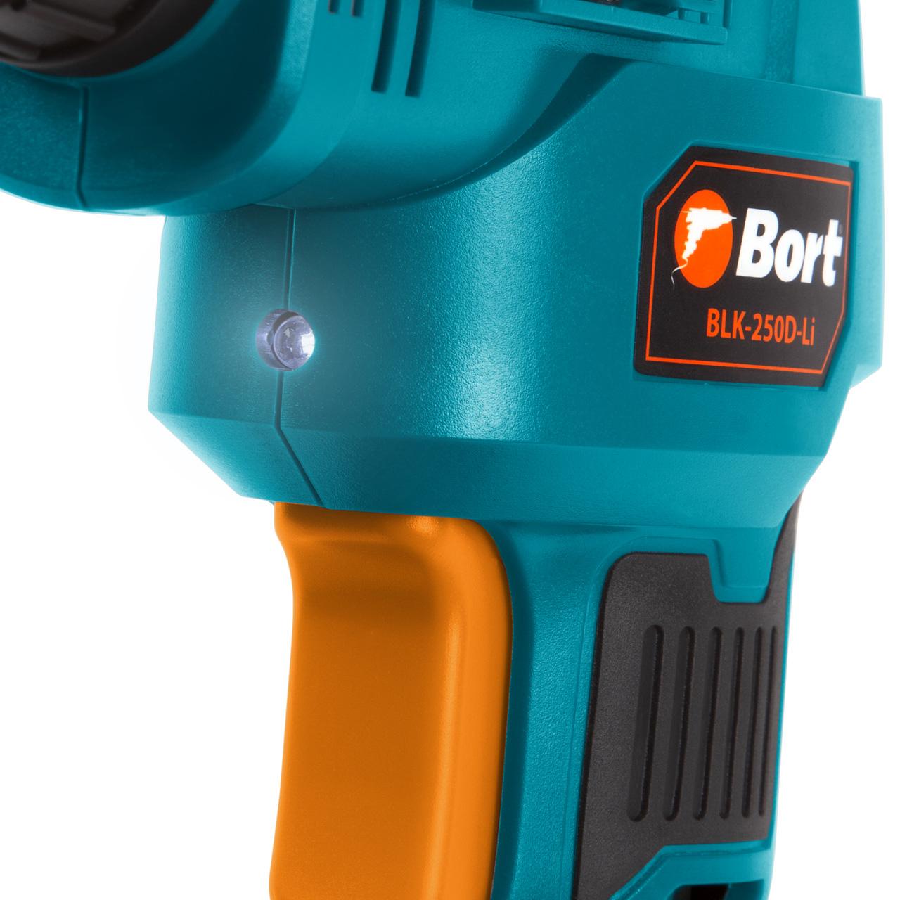 Компрессор автомобильный Bort BLK-250D-Li