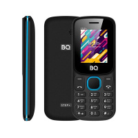 Сотовый телефон BQ 1848 Step+ Black
