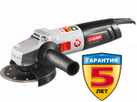 Угловая шлифовальная машина Зубр Мастер УШМ-125-800 М3