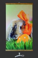Обогреватель настенный инфракрасный гибкий Ниго-К-370 (Кролик)