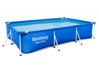 Каркасный бассейн Bestway Steel Pro 56411 BW