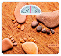 Весы напольные механические Energy ENМ-408D