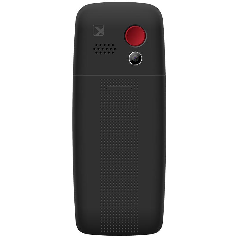 Сотовый телефон Texet TM-B307 черный