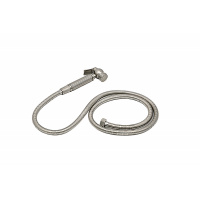 Гигиенический душ Milacio MC.801.SL без вентиля, серебро (коллекция Almeria)