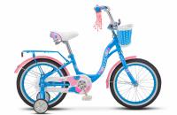 """Велосипед Stels 16"""" Jolly  (9,5"""" синий)"""