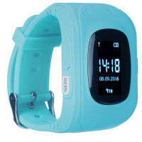 Часы с GPS трекером Jet KID Start Light Blue