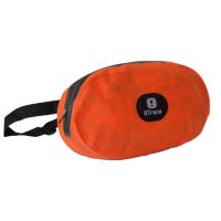 Гермосумка BTrace поясная ПВХ трикотаж 3л, Оранжевый 4-22433